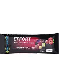 ERGYSPORT EFFORT Bar